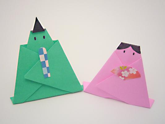お雛様 作り方 簡単 折り紙 【子供でも簡単】ひな祭りの折り紙の作り方10選!可愛い手作り作品の折り方は?